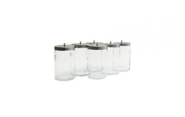 Sundry glass jar set List $49