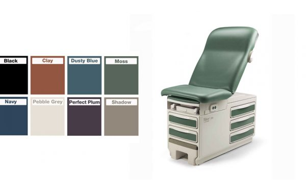 Ritter 204 Examination Table List $5472