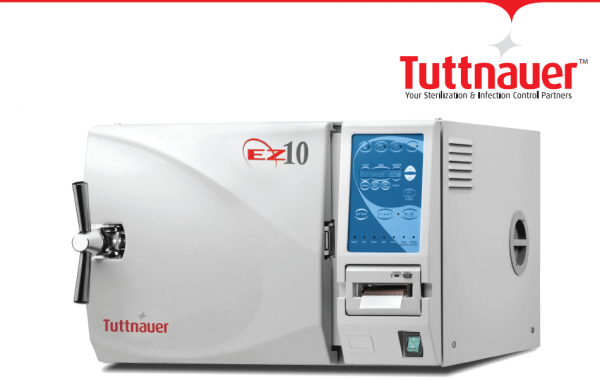 Tuttnauer EZ10 The Fully Automatic Autoclave List $5751