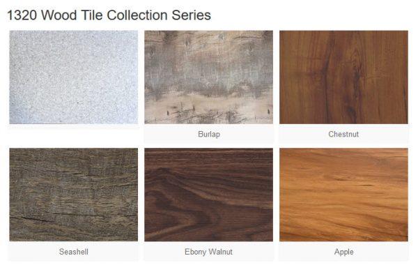 Wood Tile Series