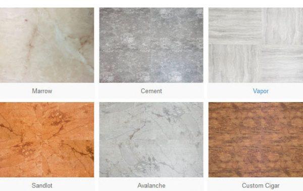 Stone tile series