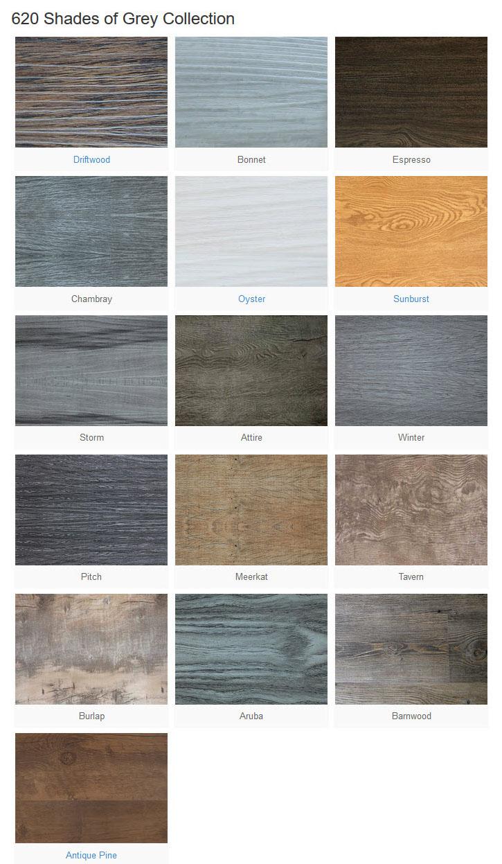 620 Shades of Grey