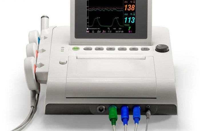 Fetal Monitor Wallach 902300 List $4450