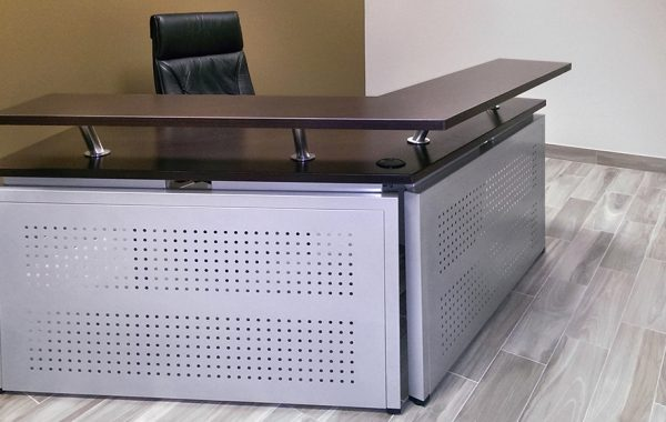Clear Design Reception Desk list $3883