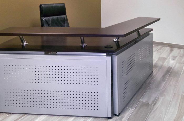 Clear Design Reception Desk list $3883