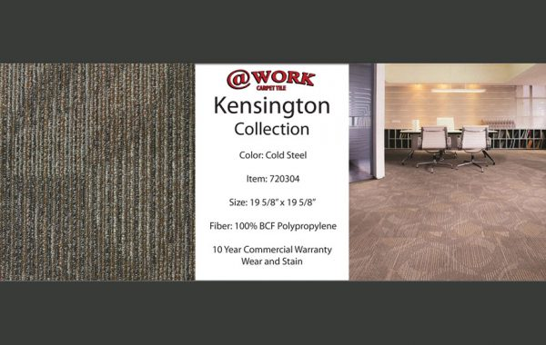 Kensington Carpet Tile list $2.35 sqft
