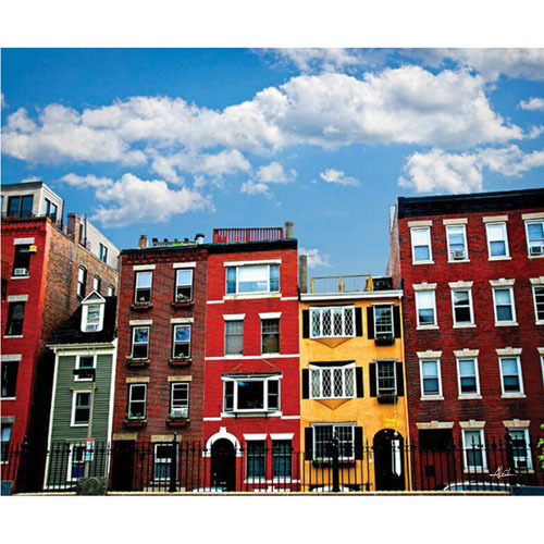 Popping Row Houses List $45