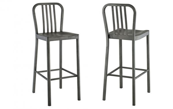 Clink Metal Bar Stool List $235