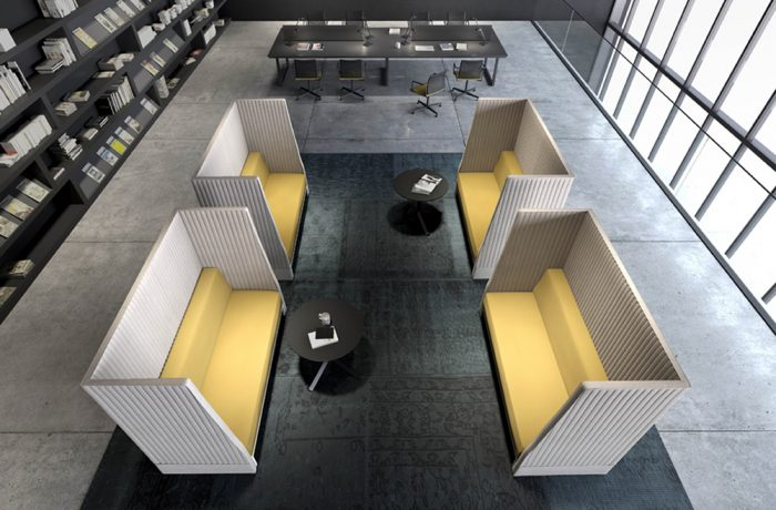 Stimex Stand-By Lounge Seating