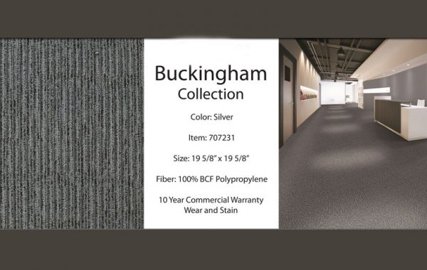 Buckingham Carpet Tile list $2.35 sqft