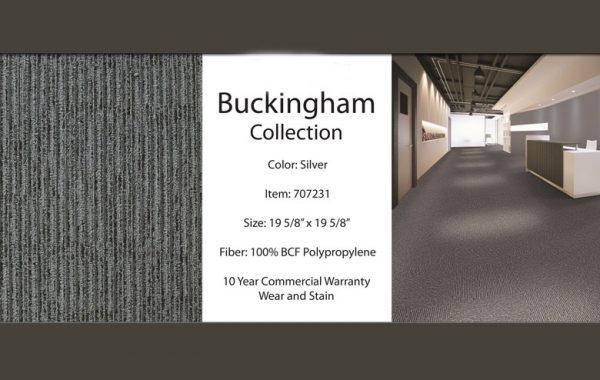 Buckingham Carpet Tile list $2.35 sqft