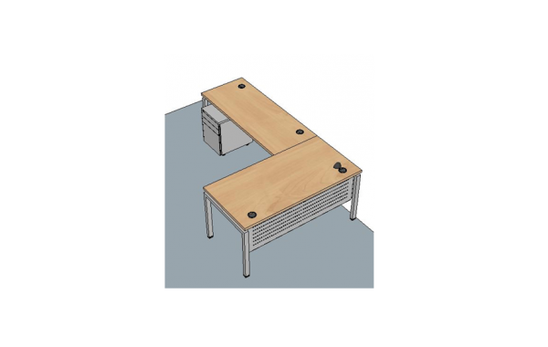 Clear Design 36×72 Desk List $2971