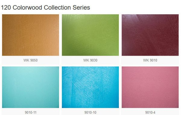 Colorwood series