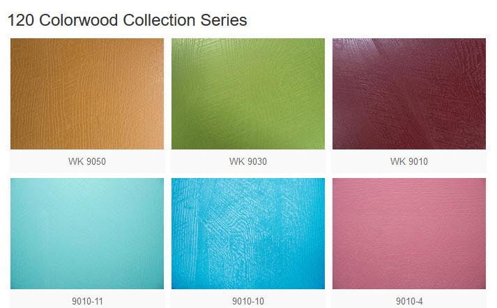 Colorwood series