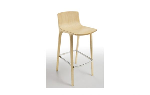Stimex Emma Barstool Solid Wood/Multiple Finishes