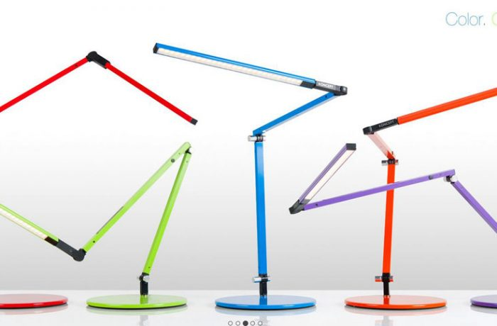 Koncept Desk Lamps LIST $300