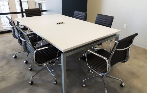 CD Conference Table w/power list $2917