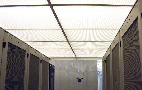 Polyline Translucent Ceiling Panels