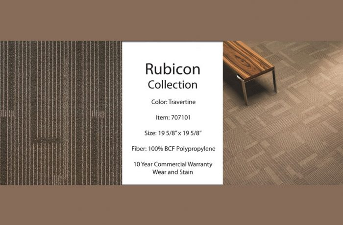 Rubicon Carpet Tile list $2.35 sqft