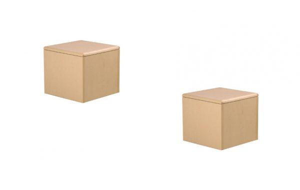 Laminate Cube Table List $455