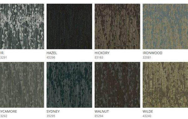 A La Mode Carpet Tile